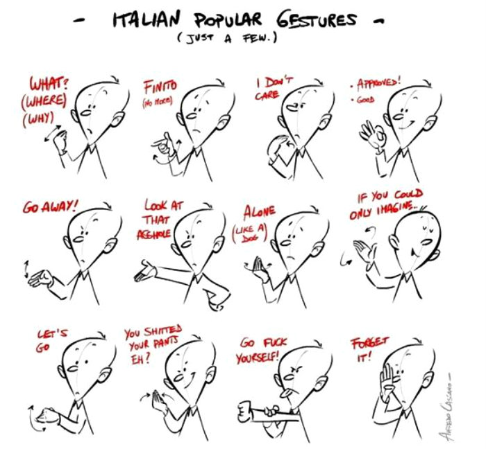 gestos-itialianos-hablando